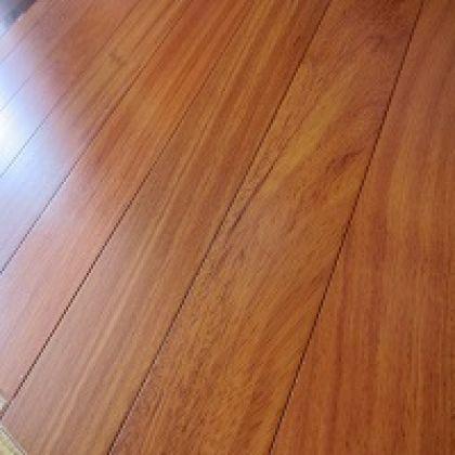 Sàn gỗ Gõ Đỏ Lào – 15x90x550mm (Solid)