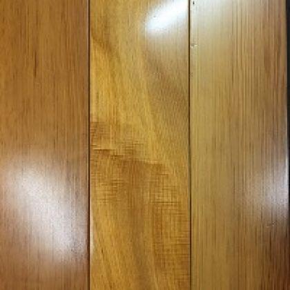 Ván sàn gỗ Thông UNI – 15x120x1820mm (White)