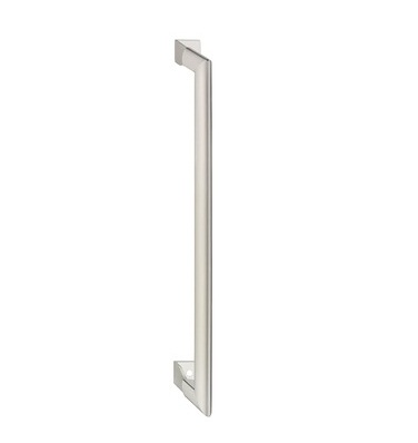 Tay nắm tủ, Dùng cho cửa trượt xếp, hợp kim kẽm, oval