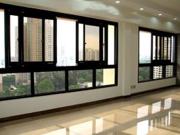 Cửa sổ mở trượt nhôm Xingfa