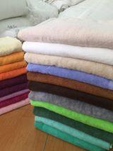 khăn bông xuất khẩu dư của Công ty dệt minh khai
