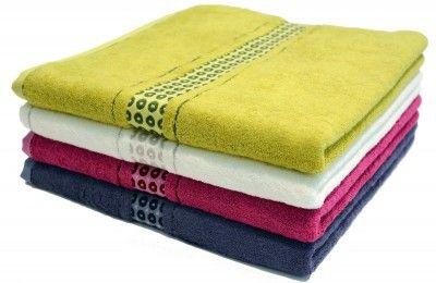 khăn tắm Việt Nam xuất khẩu dư của Công ty Dệt Minh Khai