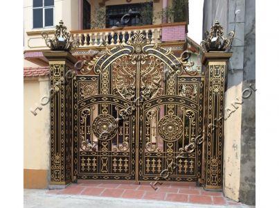 Mẫu cổng nhà đẹp xu hướng thiết kế mới nhất năm 2018