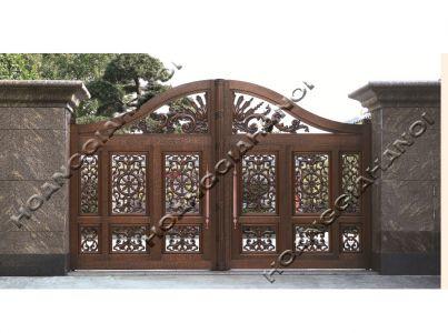 một số bí quyết về việc lựa chọn cổng biệt thự đẹp,