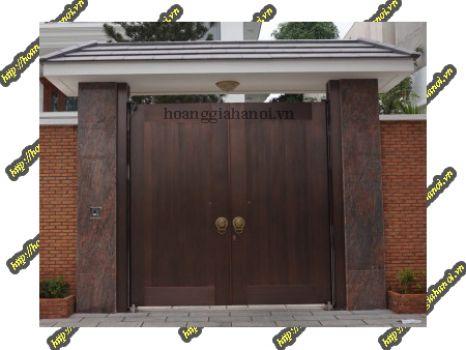 Tại sao cổng nhôm đúc lại đắt hơn cổng sắt, cổng gang đúc