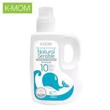 Nước giặt đồ sơ sinh hữu cơ KM13160u cơ KMOM Hàn Quốc 1700ml
