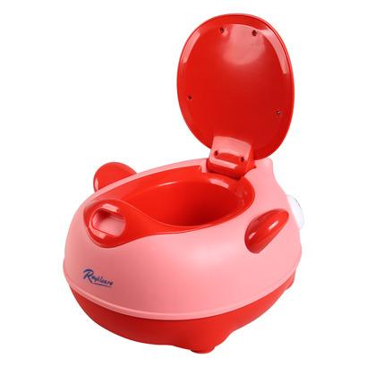 Bô trẻ em hình chú lợn con (đỏ)