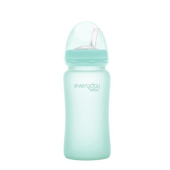 Bình nước Everyday Baby cho bé 240ml - màu xanh bạc hà
