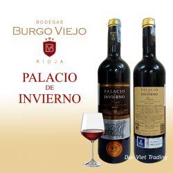 Rượu vang đỏ Tây Ban Nha Palacio de Invierno 2009