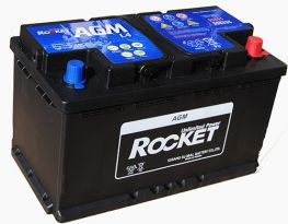 Ắc Quy Rocket Hàn Quốc MX100-S6/L (12V- 45Ah).