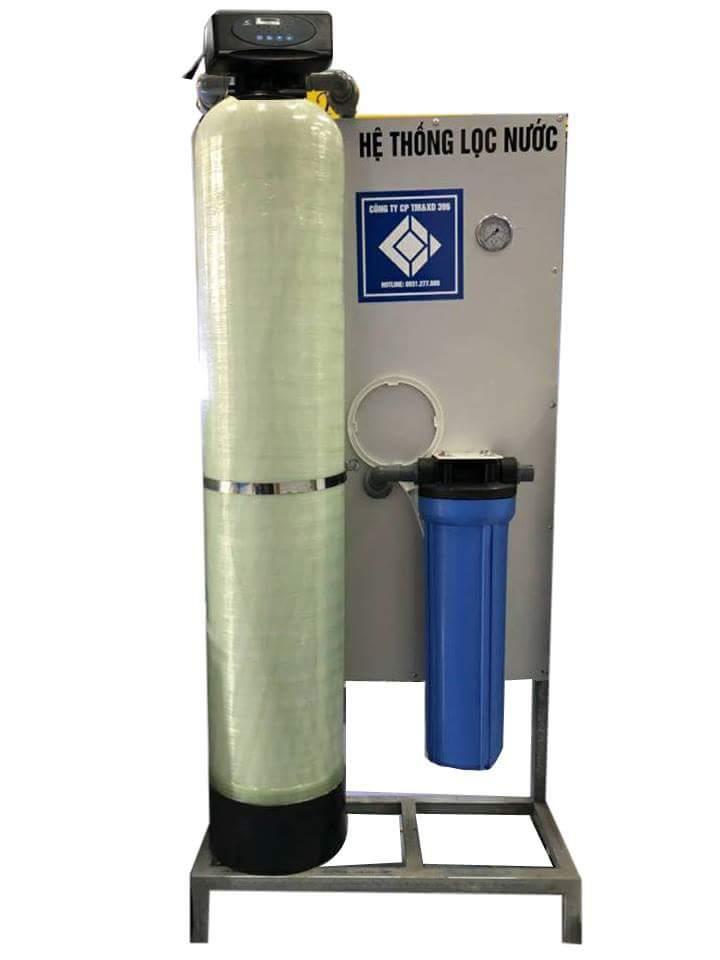Hệ thống lọc nước sạch đầu nguồn CWT 02