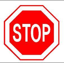 Bài 2: Dừng xe nhường đường cho người đi bộ