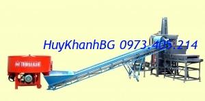 Dây chuyền ép gạch Block tự động EGHK - 04