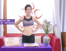 Hướng dẫn sử dụng gen chun giảm béo bụng nhanh chóng