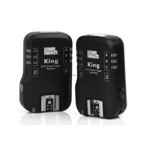 Bộ điều khiển đèn - Pixel King for Canon/Nikon