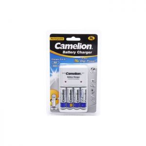 Bộ sạc Camelion 4 Pin AA 2700mAh