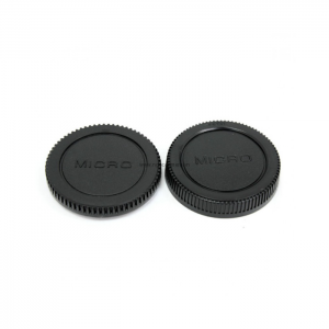 Cap body and Rear Cap For Micro 4/3