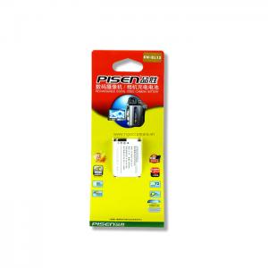 Pin Pisen EN-EL12 For Nikon P300, AW 100, S6100, S6200, S9100 - Mới 100%