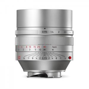Leica Lens Noctilux-M 50mm f/0.95 ASPH Silver