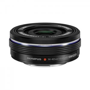 Olympus ED 14-42mm F3.5-5.6 EZ Black/Silver - Chính hãng