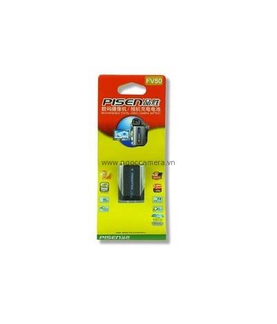 Pin Pisen FV50 For Sony - Mới 100%
