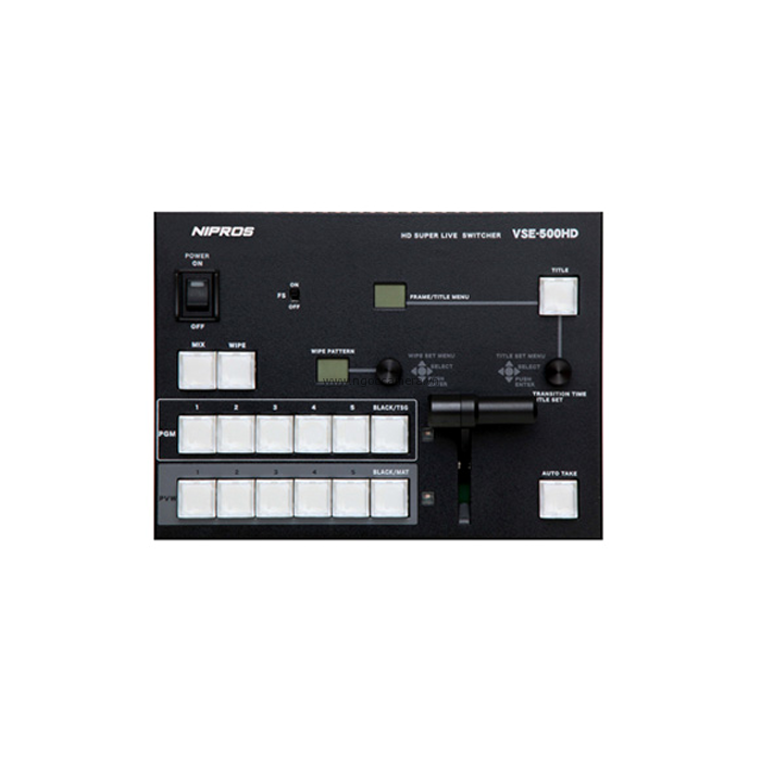 Nipros VSE-500HD Compact Field Switcher