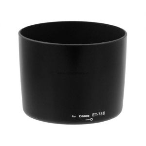 Hood ET-78 II for Canon EOS EF 135mm f/2.0L, 180mm f/3.5L