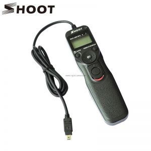Remote Switch Timer Shoot MC-DC2 LCD