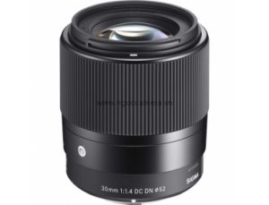 Sigma 30mm F1.4 DC DN for Sony
