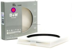 B+W XS-Pro Digital 007 Clear MRC Nano