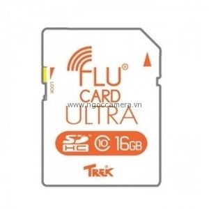 Trek Flucard Ultra 16GB Class 10 - Chính hãng