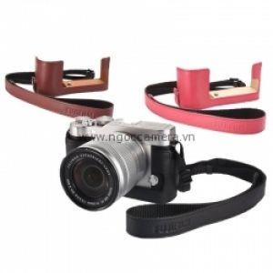 Half-case cho máy ảnh Fujifilm X-A3