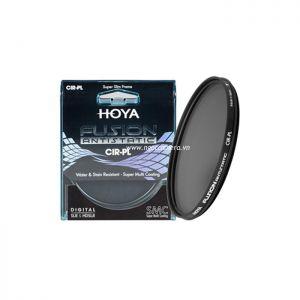 Kính lọc Filter Hoya Fusion Antistatic CPL (Circular Polarizer) - Chính hãng