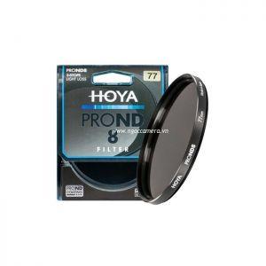 Kính lọc Filter Hoya NDx8 - Chính hãng