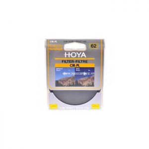 Kính lọc Filter Hoya HMC CPL (Circular Polarizer) - Chính hãng