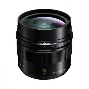 Panasonic LEICA DG Summilux 12mm F1.4 ASPH