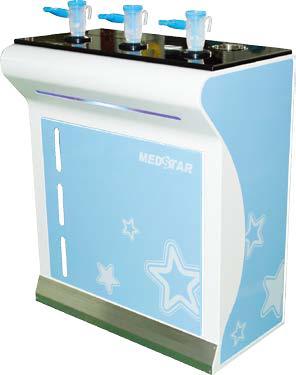 Máy rửa họng NS-3000
