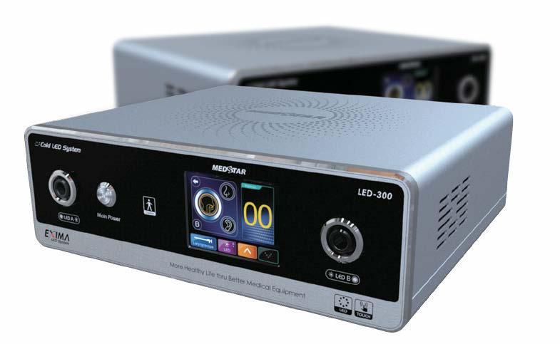 Máy nội soi Tai Mũi Họng EXIMA LED-300