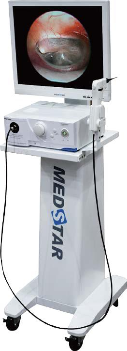 Hệ thống nội soi tai mũi họng Oto-Vision LED