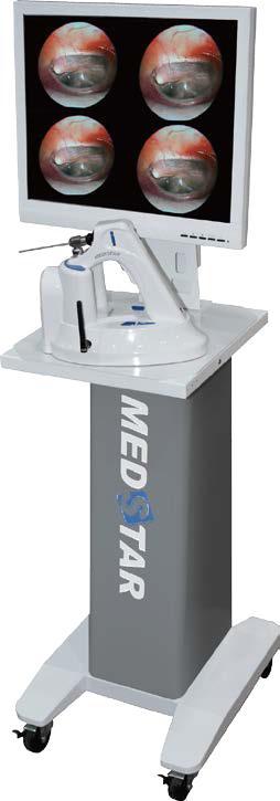 Hệ thống nội soi tai mũi họng Wireless & Medvision LED
