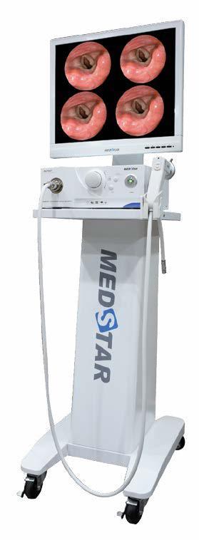 Hệ thống nội soi tai mũi họng Medvision LED