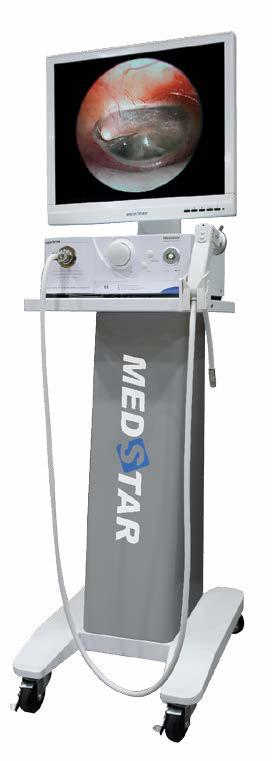 Hệ thống nội soi tai mũi họng Medvision Halogen Lamp
