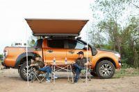 Cận Cảnh Chiếc Xe Độ Ford Ranger Hầm Hố Nhất 2016