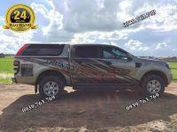 Những Mẫu Nắp Thùng Cao Của Ford Ranger
