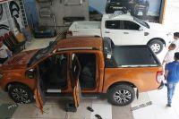 Kinh Nghiệm Lắp Đặt Nắp Thùng Xe Bán Tải Ford Ranger