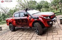 Viền Che Mưa Cho Xe Bán Tải Ford Ranger, Nên Lắp Hay Không?