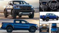 Nắp Thùng Ford Ranger Raptor - Sự xuất Hiện Của Siêu Xe Bán Tải