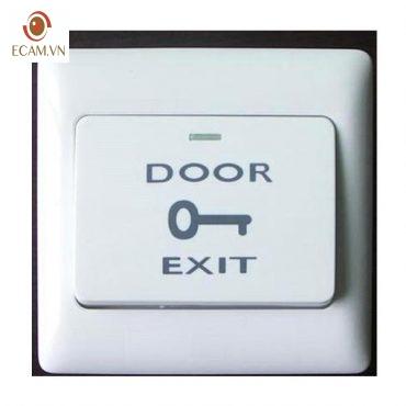 Nút ấn khẩn cấp hoặc mở khóa kích thước lớn EXIT DOOR