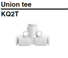 nối nhanh T SMC KQ2T series