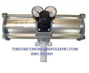 Bộ tăng áp SMC VBA22A-03GN